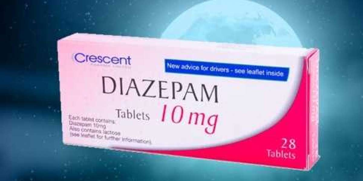 Diazepam buy UK to Treat an Anxiety-related Sleep Disorder