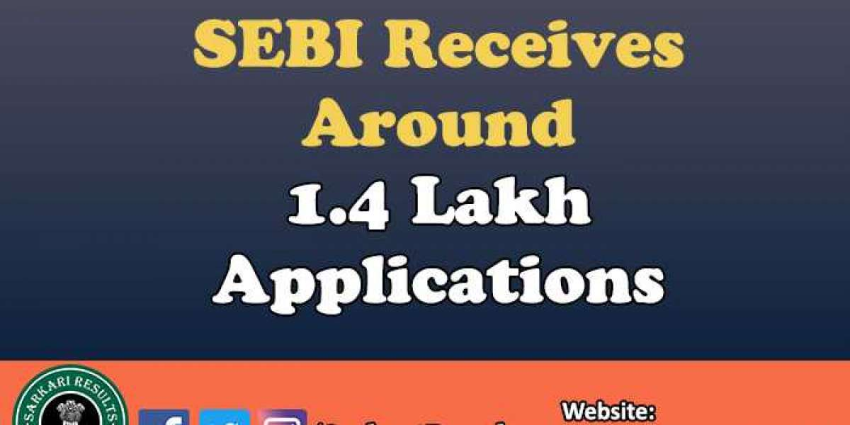 SEBI Receives Around 1.4 Lakh Applications For 100 Vacancies
