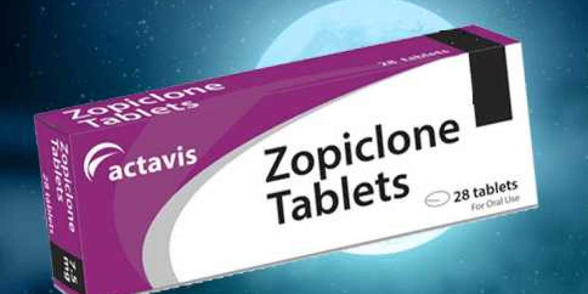 Buy Zopiclone 7.5 mg tablets UK to defeat sleep deprivation