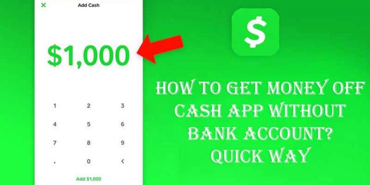How to get cash off on Cash App ?