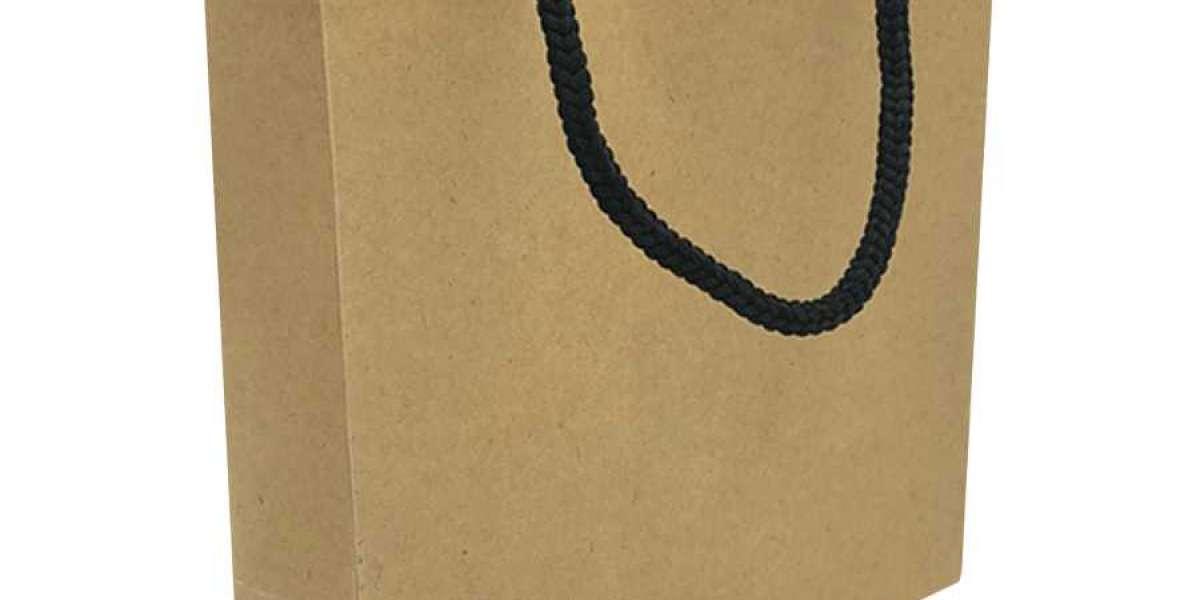 Dịch vụ in túi giấy có quai chất lượng tại Hà Nội