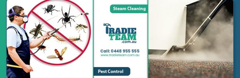 Tradie Team Pest Control Melbourne Cover Image