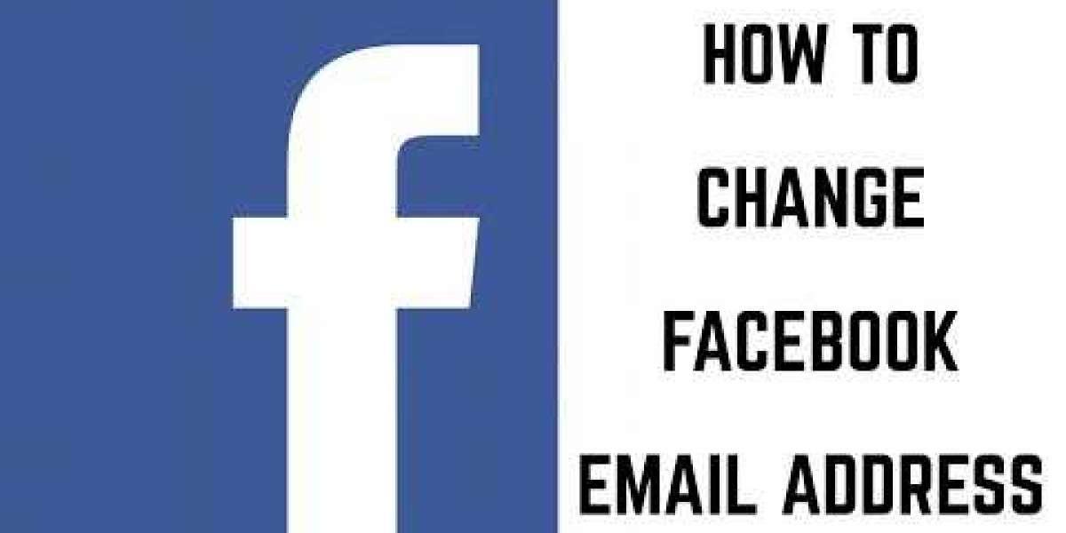 Change your email address on Facebook via desktop