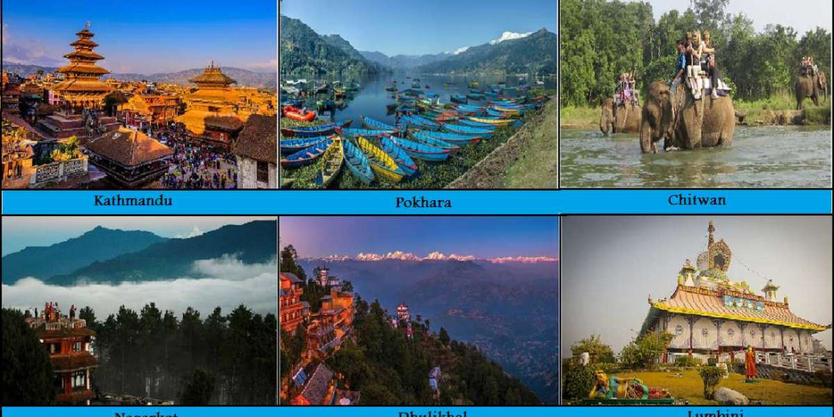 Need a break from your busy life? Add Nepal tour to your list