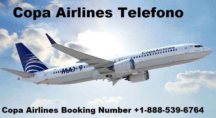 Copa Airlines Phone Number +1-888-539-6764 Miami