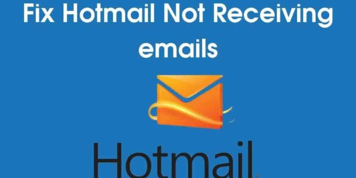 Hotmail Not Receiving Emails? Learn How to Fix it