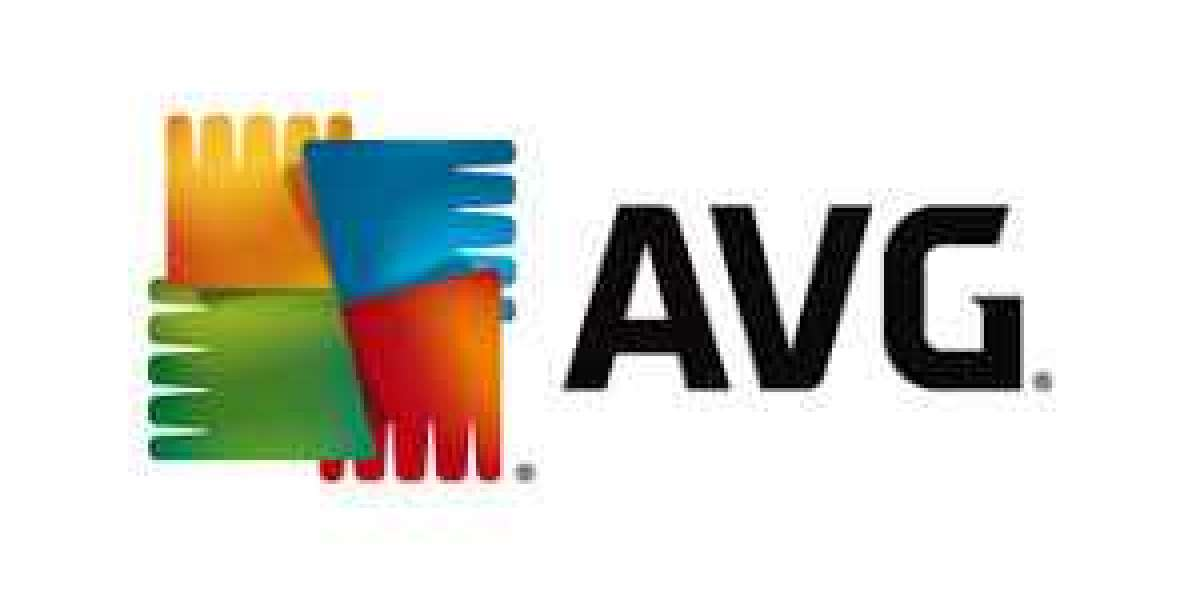 How to complete the registration process on AVG?