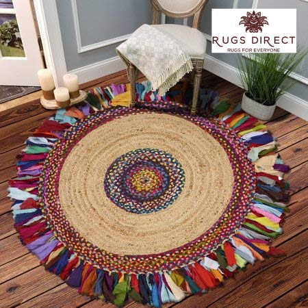 When you need to choose round rugs for your space