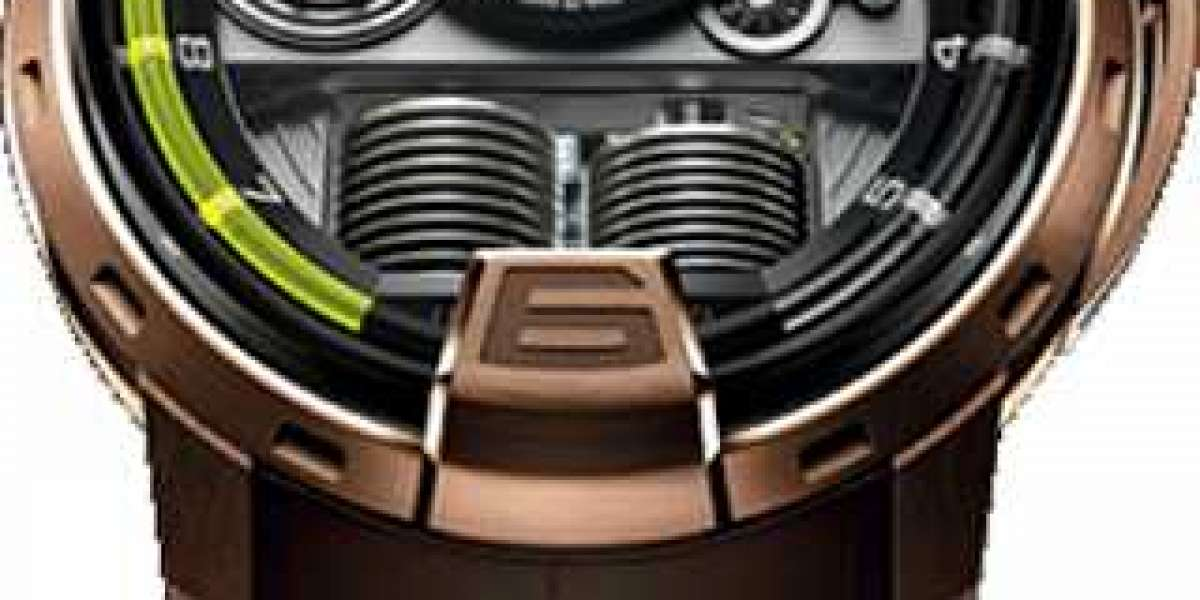 HYT 159-TD-49-GF-CH SKULL POCKET Replica watch