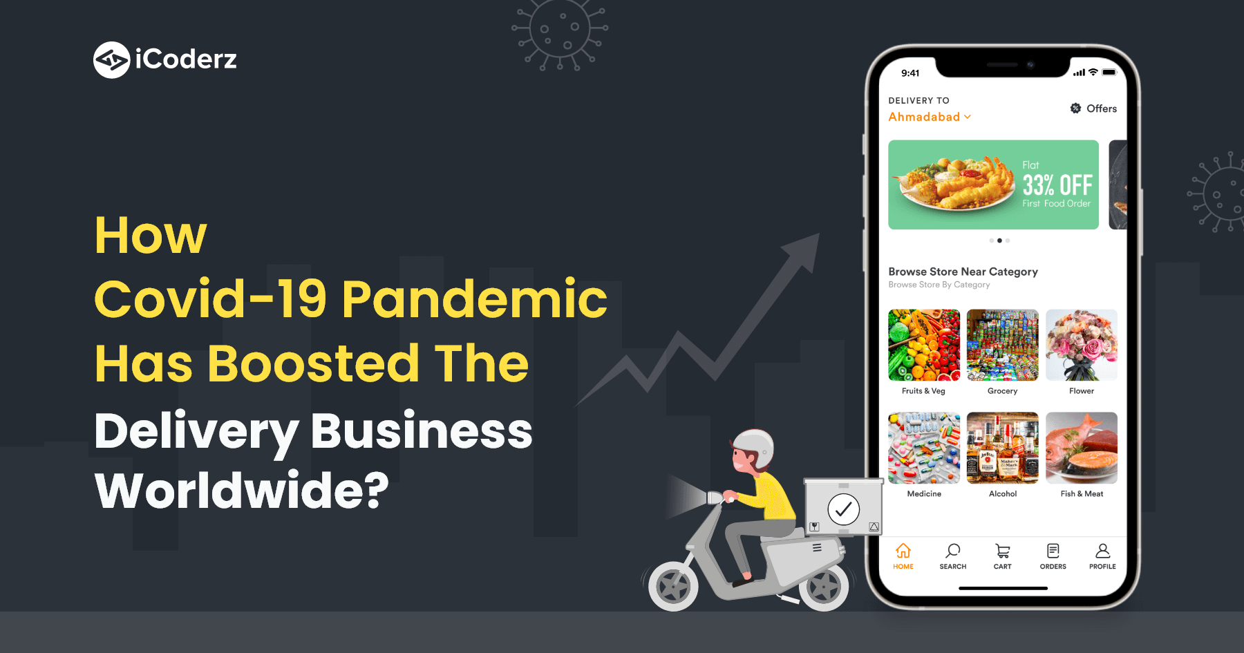 How Has The Coronavirus Pandemic Boosted The Delivery Business Worldwide?