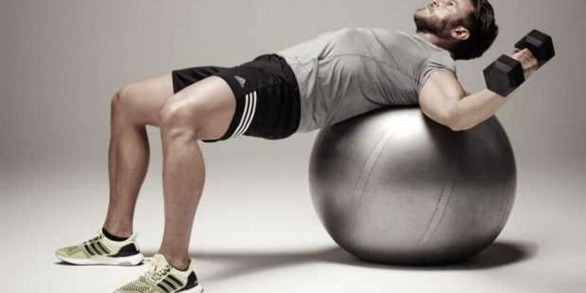 Here are Some Workouts With Exercise Balls