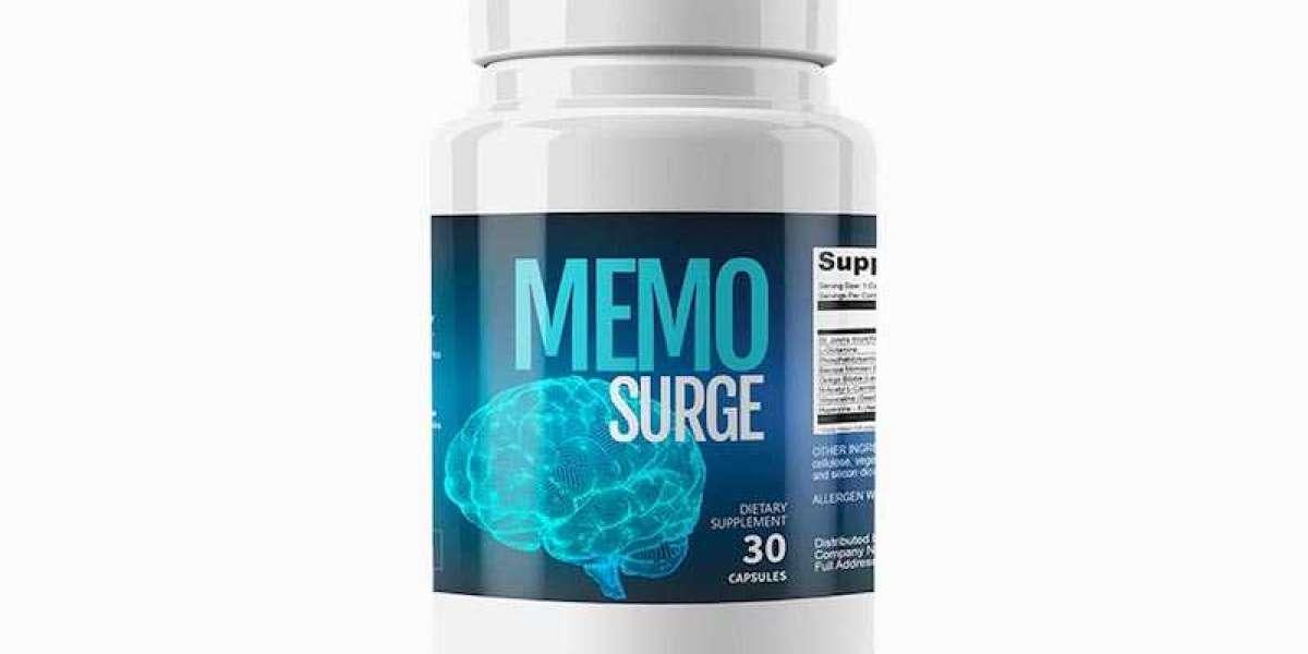 MemoSurge Amazon: UK, Australia, Canada, NZ, USA, South Africa - (Ingredients Updates)