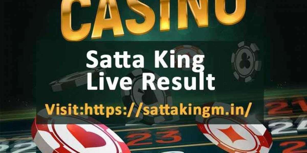 2021 Online Satta King Game Playing Process