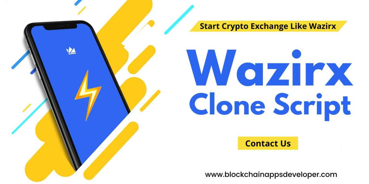 Kick-Start Your Crypto Exchange Platform With Highly Secured Wazirx Clone Script