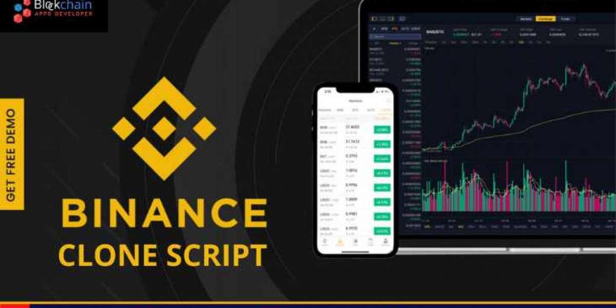 Binance Clone Script To Create a Cryptocurrency Exchange Like Binance