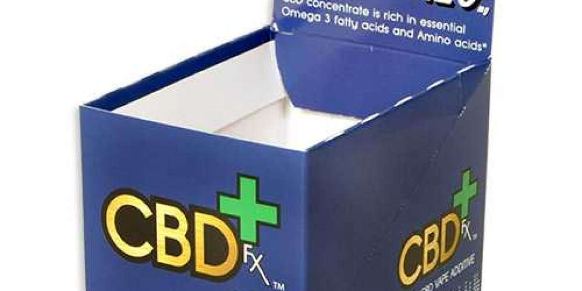 The prevalence of Tincture Packaging Boxes for Brand Marketing
