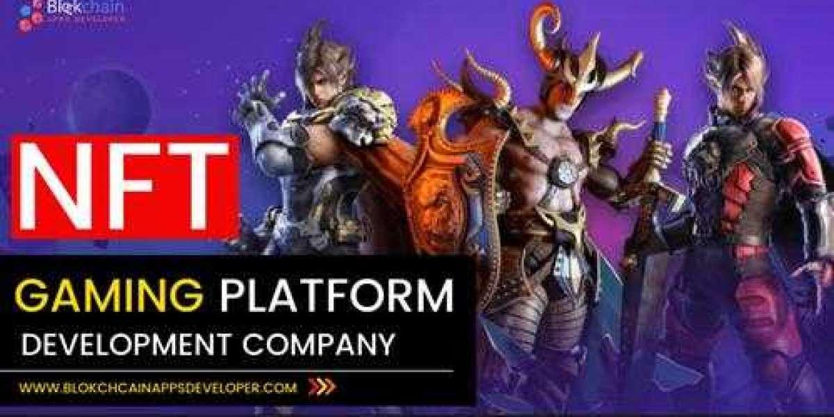 Develop Your Own NFT Gaming Platform With BlockchainAppsDeveloper