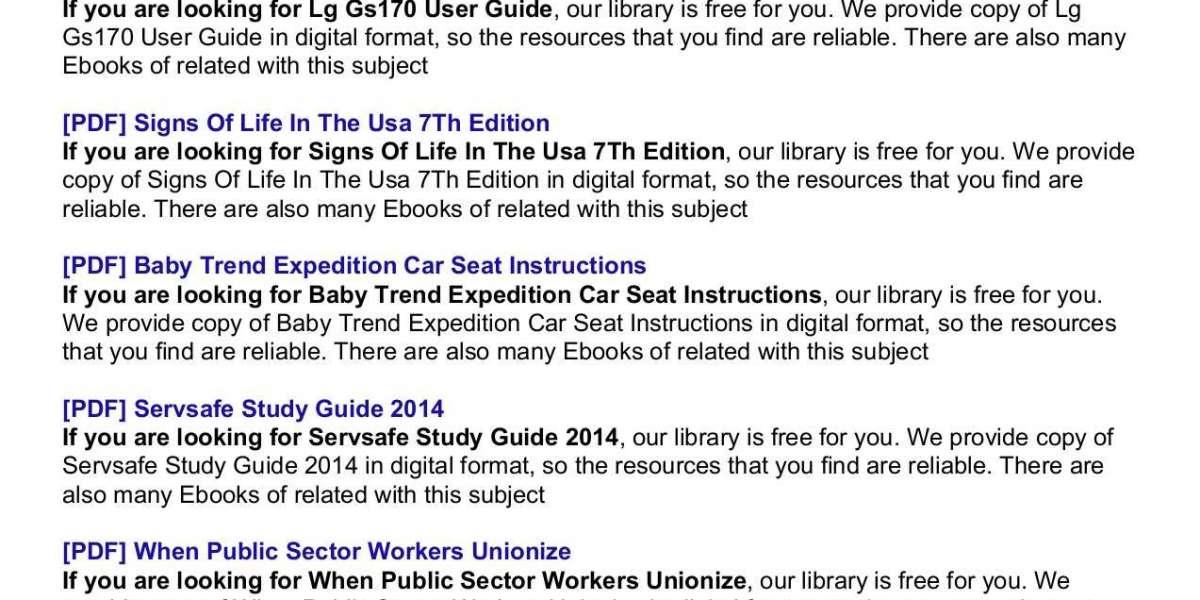 Full Edition Servsafe Ual Epub Book Zip