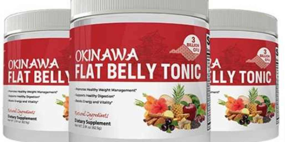 Okinawa Flat Belly Tonic Reviews - Can It Reduce Your Weight Naturally?
