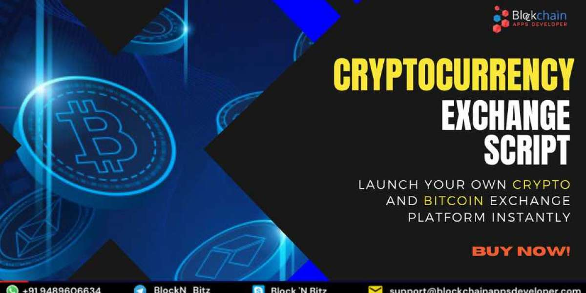Start Your Bitcoin Exchange Business With Secured Cryptocurrency Exchange Script