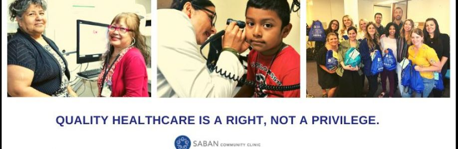 Saban Community Clinic Cover Image
