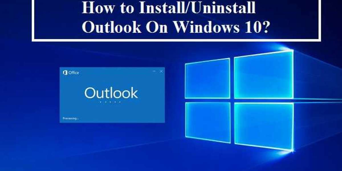 How to Remove Outlook from Windows 10?