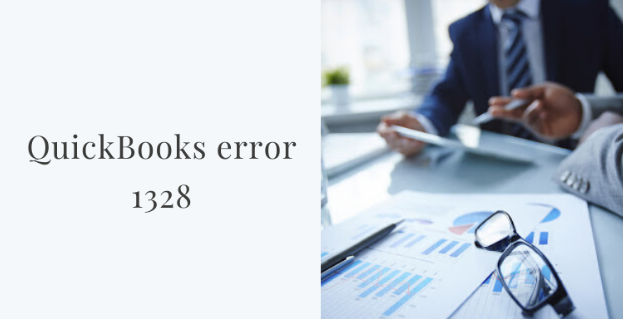 Quickbooks Update Error 1328 - Step-By-Step Troubleshooting Guide