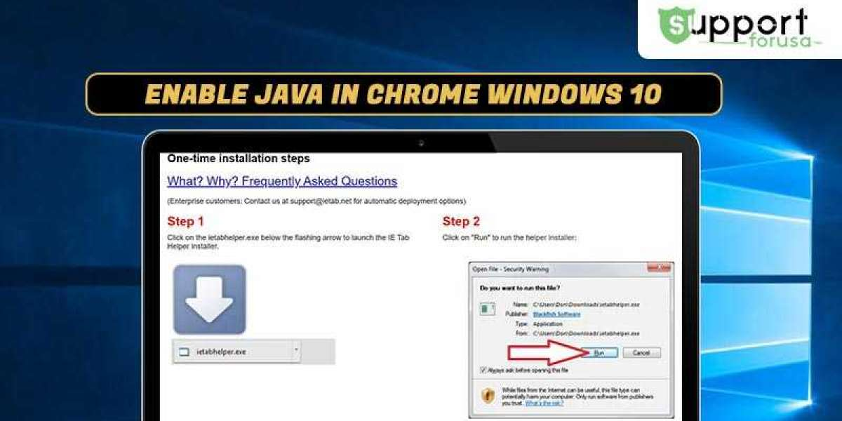 How to Enable Java in Chrome Browser?