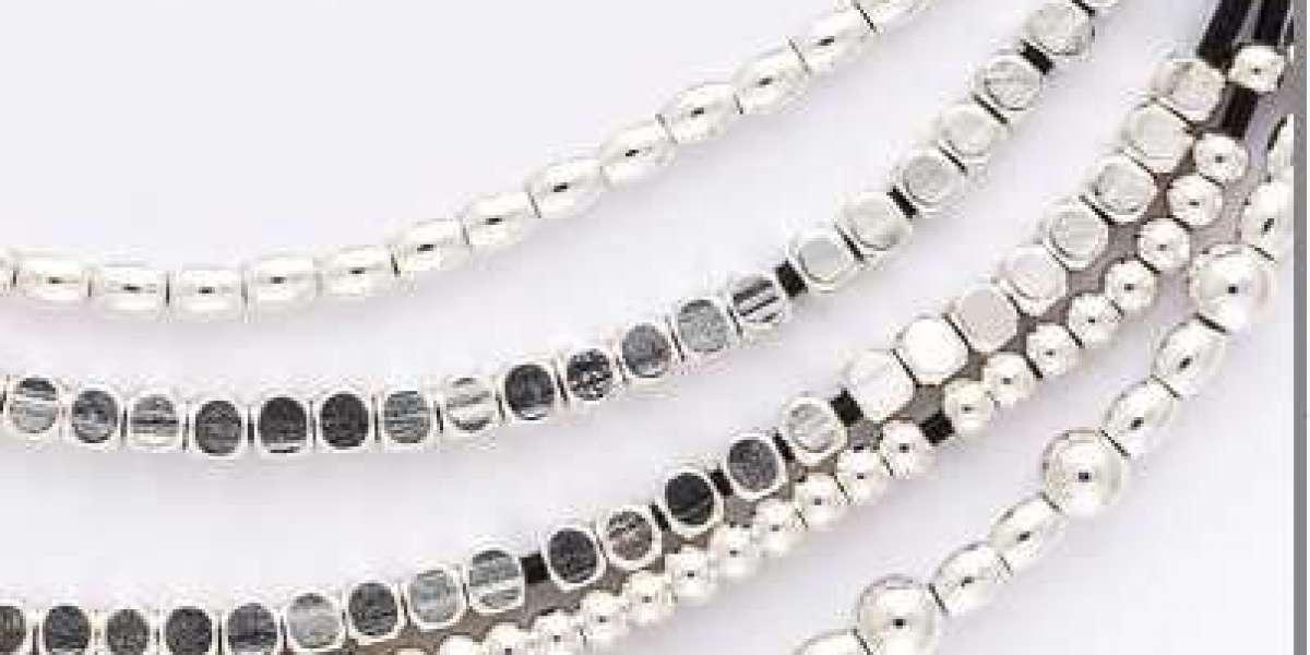 Aluminum Adjustable Necklace