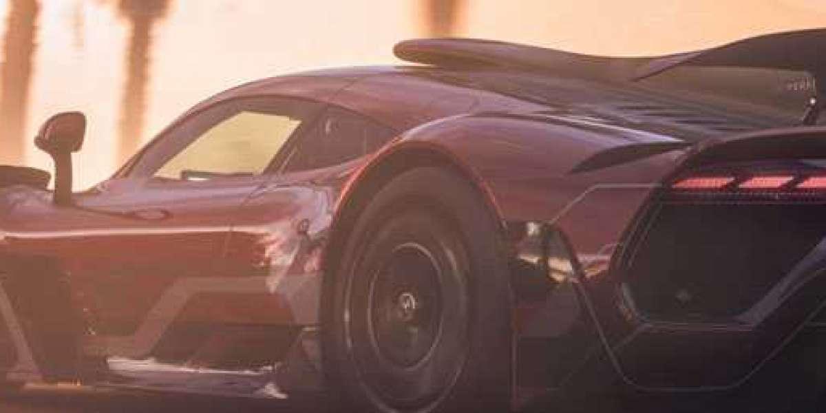 Im Rahmen des Forza Horizon 5