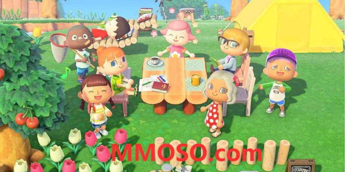 Animal Crossing: New Horizons online exhibition is mainly presented in player diaries