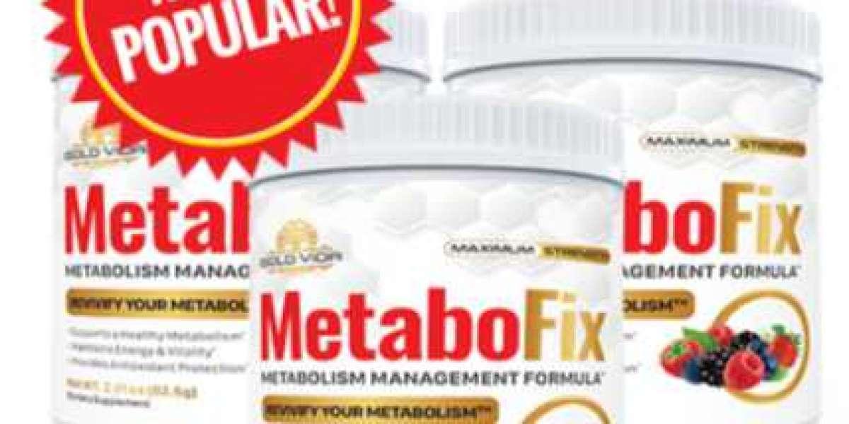 Metabofix Reviews - Is Metabofix Legit or Scam? User Review!
