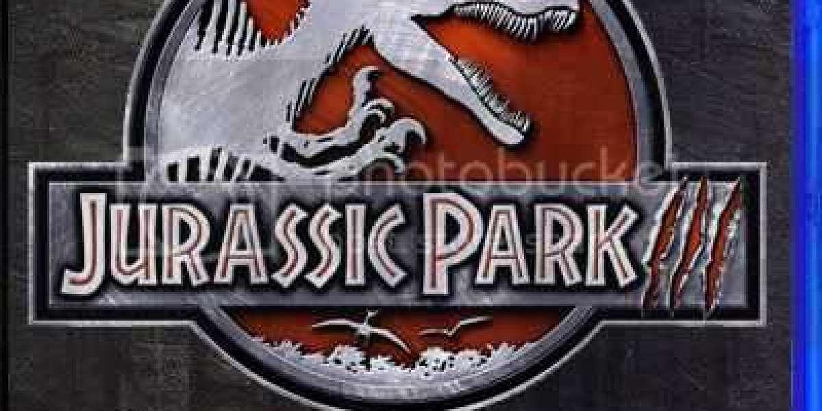 Hd Jurassic Park III Movie Bluray 4k Hd