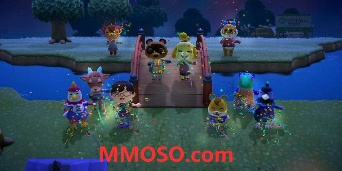 Animal Crossing: The expensive fare of New Horizons Kapp'n, I recommend visiting MMOSO