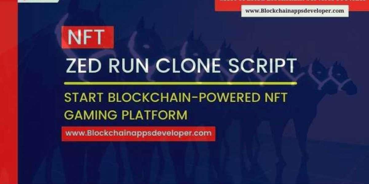 Zed Run Clone Script - A Sporty Event NFT Marketplace