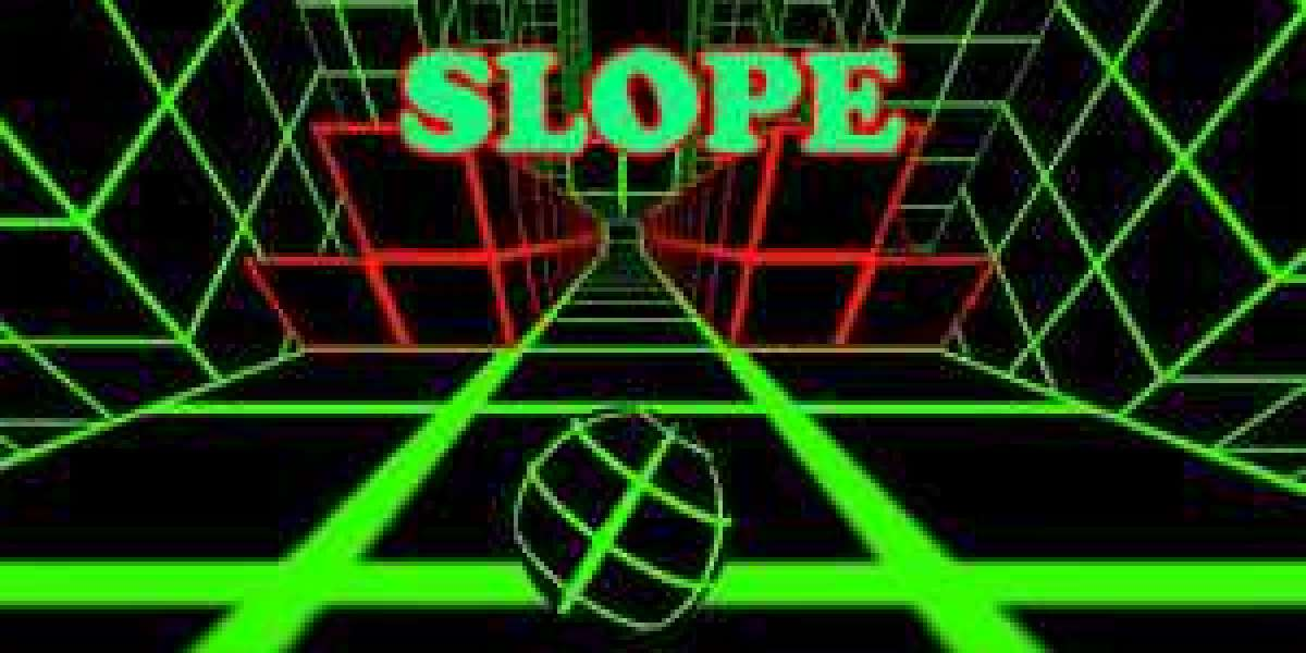 Slope unblocked is a game that may be played at school or at work
