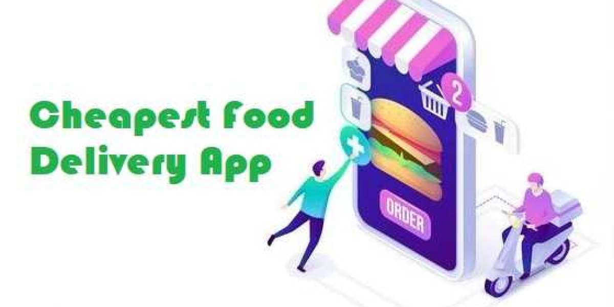 what's cheapest food delivery app