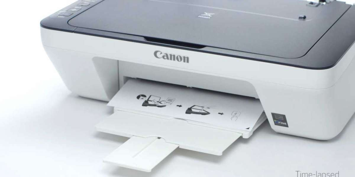 How Do I Connect My Canon Wireless Printer