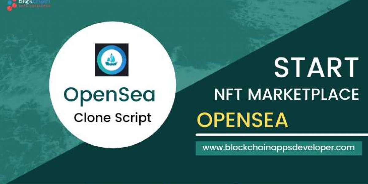 OpenSea Clone Script - Invest on the Largest NFT Marketplace